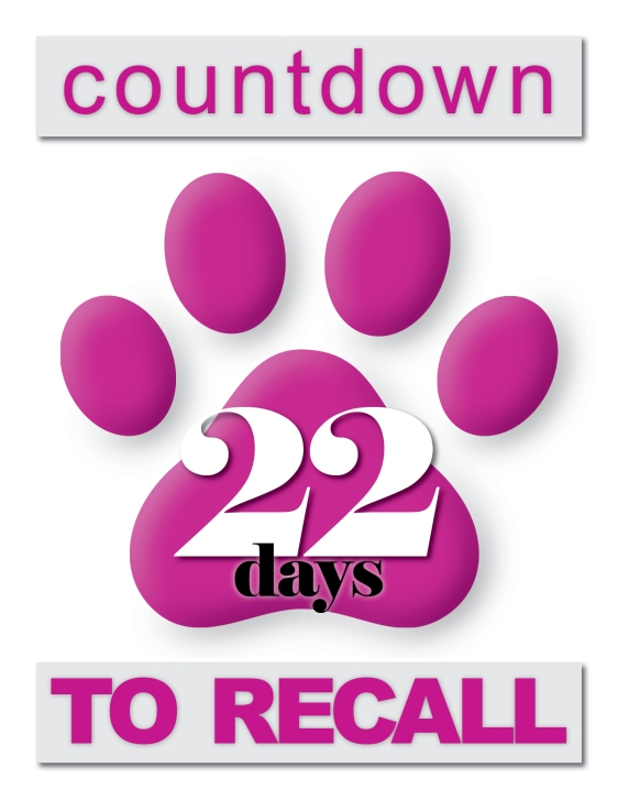 Single Paw Print Countdown23