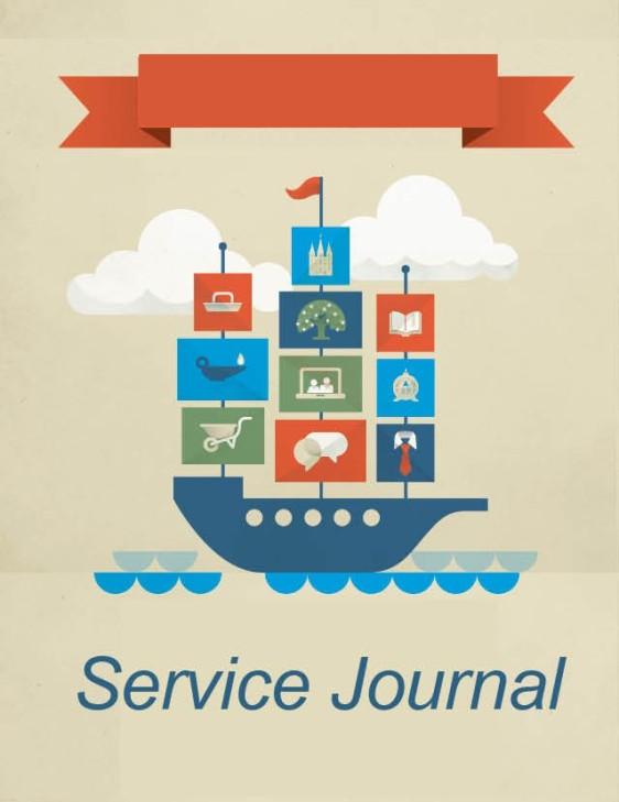 Service Journal blank