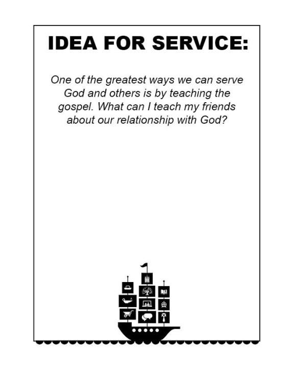 Service Journal blank7